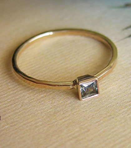 kate szabone, diamond ring, etsy, jewelery, thelooksee