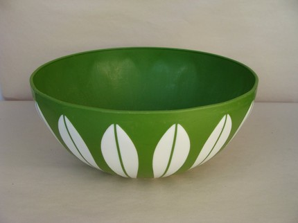 silocurb, catherine holm, danish moden, bowl, leaves, plastic, the looksee