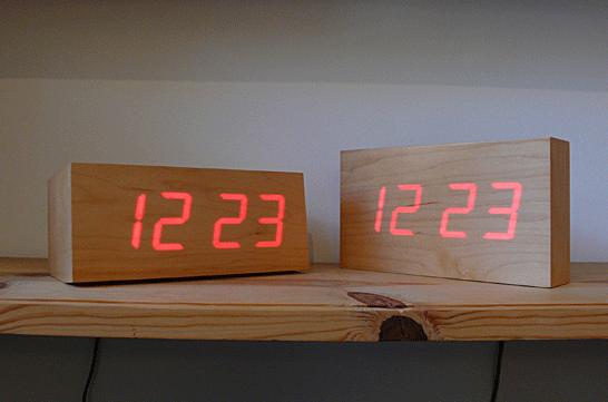 tortoise shop, veneer clocks, the looksee