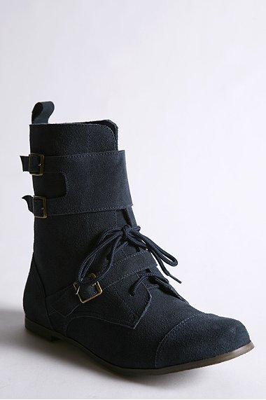 urban outfitters, buckle up suede, boot, fashion, shoes, thelooksee