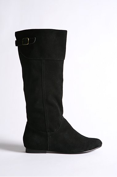 urban outfitters, mignonette boot, suede, fashion, thelooksee