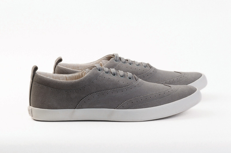 generic man, wing-tip, grey, shoes, surplus, the looksee