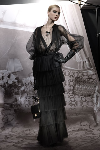 pre-fall, 2009, fashion, design, lanvin, thelooksee