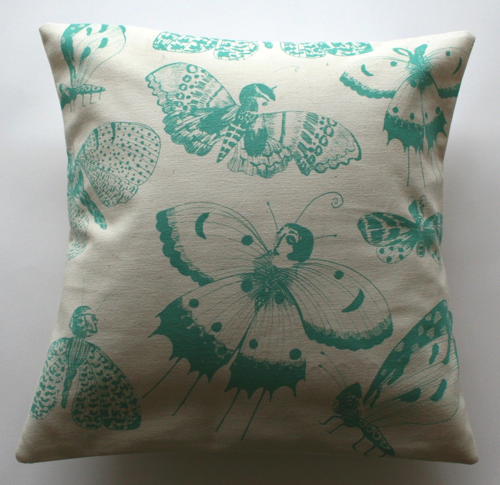 ellie curtis, printing, pillow, textiles, art, thelooksee