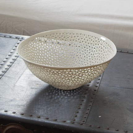 isabelle abramson, etsy, ceramics, bowl, white, thelooksee