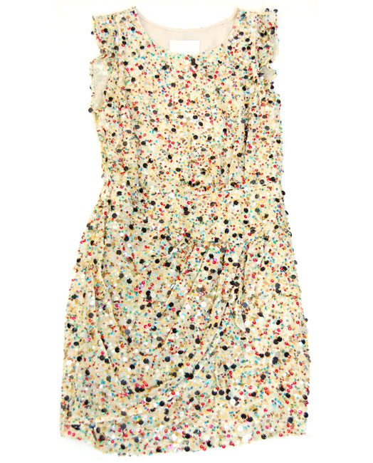 31. philip lim, sequin dress, fashion, party, thelooksee