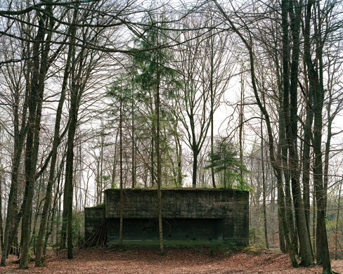 bunkers, switzerland, leo fabrizio, architecture, war, thelooksee