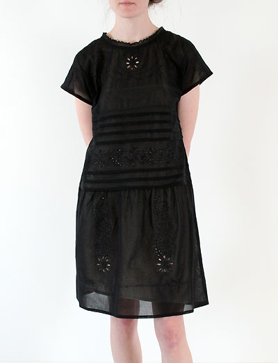 dress, creatures of comfort, summer, apc, mociun, sunshine and shadow, thelooksee
