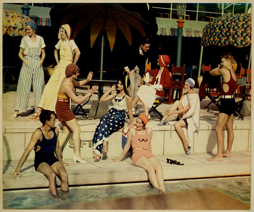 ladies home journal, nickolas muray, swimlayout, george eastman house, flickr, thelooksee