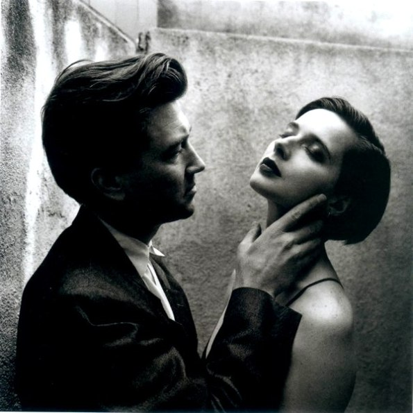 david lynch, isabella rossellini, helmut newton, thelooksee