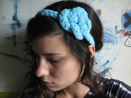 dee double you, headband, etsy, necklace, knots, accessories, trends, thelooksee