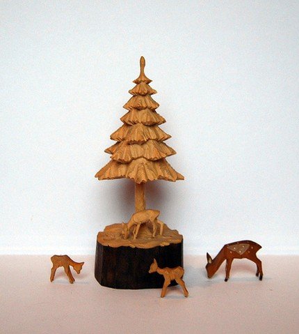 space_jam_handcarved_tree_deer1.jpg
