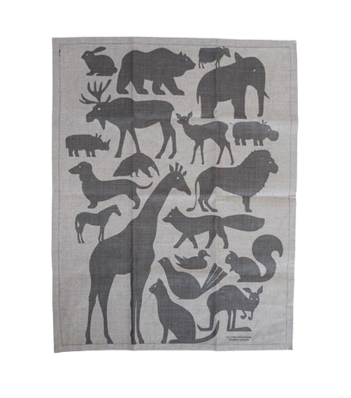 enormous champion, heath ceramics, towels, animals, thelooksee
