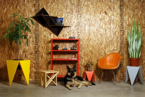j1 studio, furniture, design, functional, wood, geometric, thelooksee