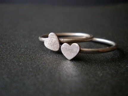 lilyja, etsy, heart, ring, thelooksee