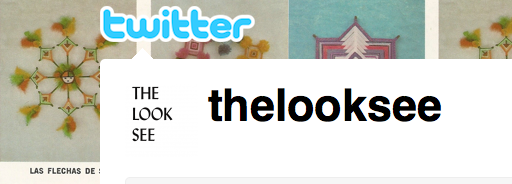 the looksee, twitter, blog