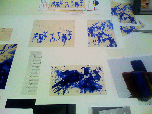 ®seensaidheard, yves klein, walker art center, thelooksee