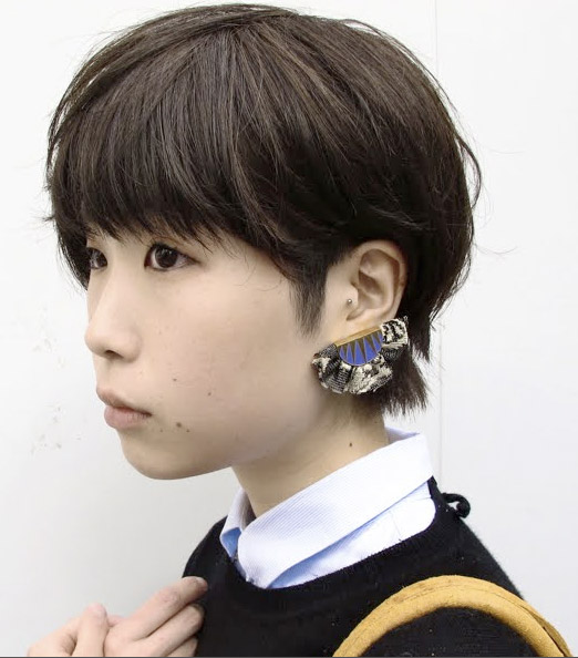 face hunter, tokyo, earrings, accessories, the look see